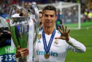 Facebook To Start A Reality TV Series For Cristiano Ronaldo